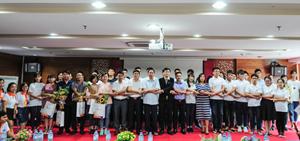 Mở lớp ôn thi Trung học phổ thông quốc gia miễn phí, ý tưởng của Câu lạc bộ gia sư thủ khoa (14/5/2019)
