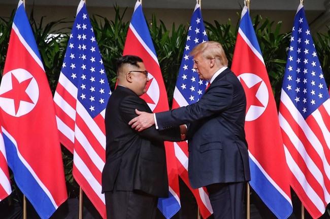 Nhìn lại 1 năm sau Hội nghị Thượng đỉnh Mỹ - Triều Tiên lần đầu tiên (11/6/2019)
