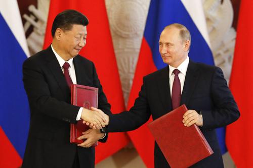 Mối quan hệ giữa Nga - Trung Quốc trong bối cảnh chiến tranh thương mại giữa Mỹ - Trung Quốc ngày càng leo thang (5/6/2019)