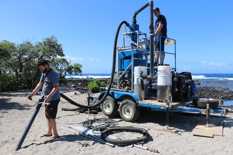 Nhóm sinh viên Canada sáng chế ra chiếc máy làm sạch mảnh vụn rác thải nhựa trên bãi biển (10/6/2019)