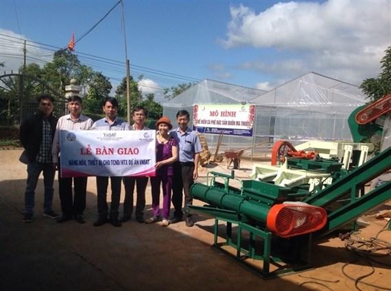Hành trình 20 năm xây dựng và phát triển của Ban quản lý các dự án nông nghiệp (3/7/2019)