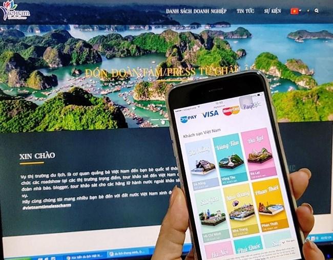Trải nghiệm ứng dụng đặt tour du lịch trực tuyến đầu tiên tại Việt Nam (20/8/2019)