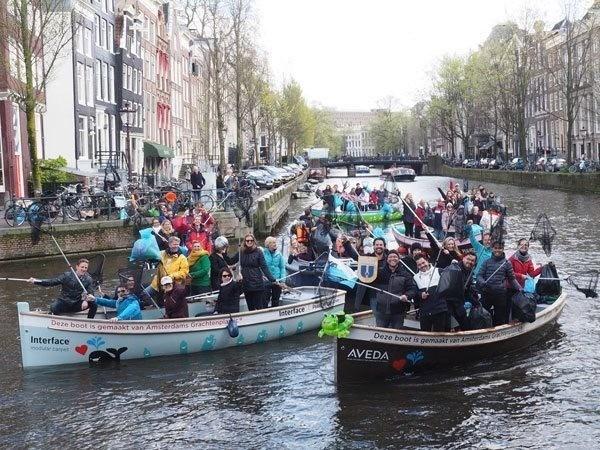 Tour du lịch đặc biệt kết hợp dọn rác bảo vệ môi trường tại Hà Lan (1/8/2019)