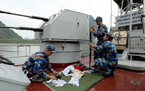 Bộ Tư lệnh Vùng 1 Hải quân: Các chiến sỹ Lữ đoàn 170 trưởng thành như thế nào từ trường học quân đội? (10/8/2019)