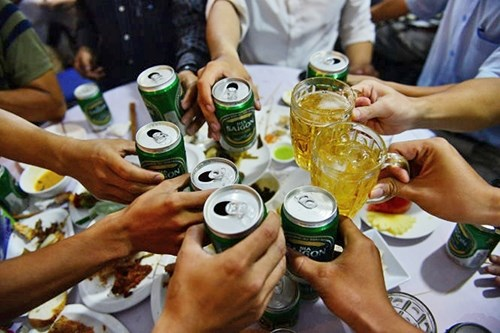 Rượu bia và những hệ lụy (21/1/2020)