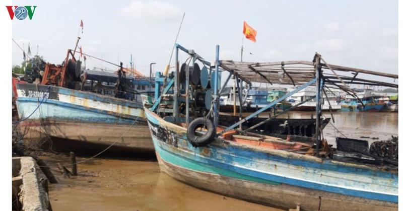 THỜI SỰ 21H30 ĐÊM 11/1/2020: Tỉnh Tiền Giang khẩn trương làm rõ 5 tàu cá của ngư dân bị cháy ước thiệt hại khoảng 13 tỷ đồng