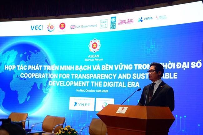Tăng cường mối quan hệ đối tác chiến lược ASEAN – Hàn Quốc (21/10/2020)