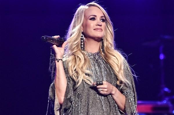 Giọng ca ngọt ngào của nữ ca sĩ nhạc đồng quê danh tiếng Carrie Underwood (11/10/2020)