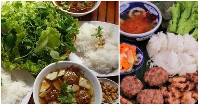 Bún chả: Món ăn đặc trưng của đất Hà thành (30/10/2020)