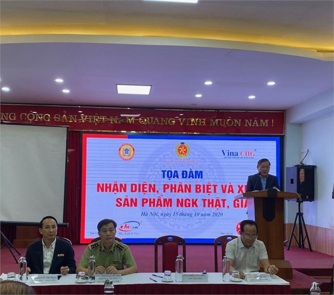 Công ty NGK Việt Nam tuyên chiến với hàng giả, hàng nhái (22/10/2020)