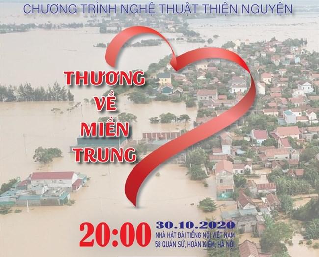 Chia sẻ của PGS.TS Nguyễn Thế Kỷ- Tổng Giám đốc Đài TNVN về chương trình nghệ thuật Thương về miền Trung do Đài TNVN tổ chức (30/10/2020)