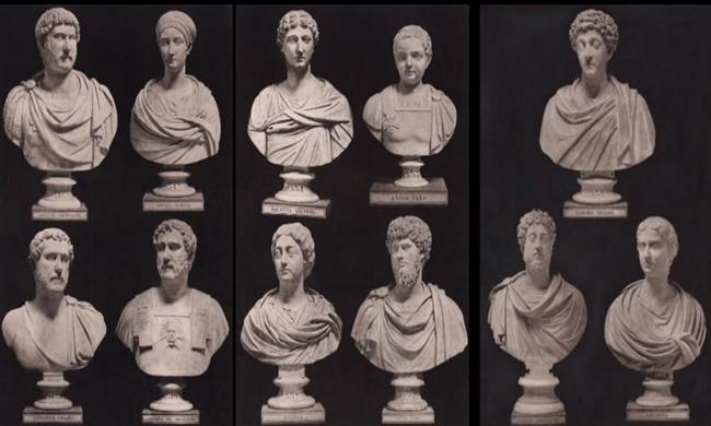 Italia trưng bày các tác phẩm điêu khắc cổ ở thủ đô Roma (19/10/2020)