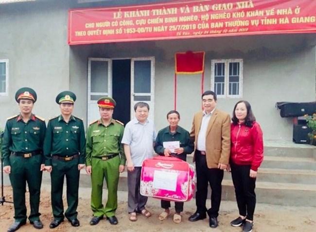 Xây dựng 10.000 nhà ở cho đồng bào nghèo - Dấu ấn nhiệm kỳ Đảng bộ tỉnh Hà Giang (14/10/2020)