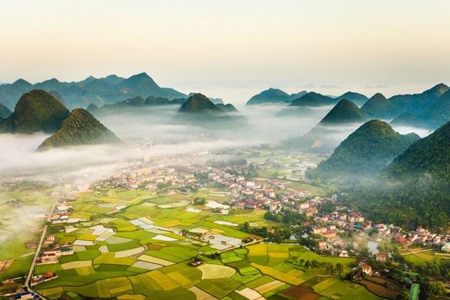 """Thung lũng Bắc Sơn - """"Bức bích họa"""" về cảnh sắc thiên nhiên và nét văn hóa, ẩm thực độc đáo (13/10/2020)"""