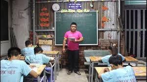 Lớp học tình thương đặc biệt của anh Huỳnh Quang Khải (12/10/2020)