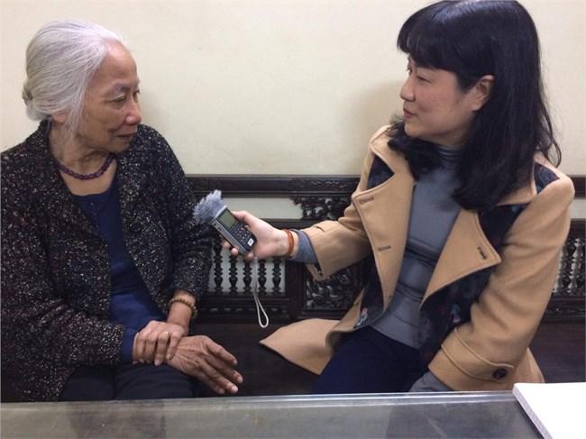 Tiến sĩ Đào Kim Nhung - người có nghiên cứu, ứng dụng đầy nhiệt huyết, không mệt mỏi trong lĩnh vực công nghệ sinh hóa (19/10/2020)