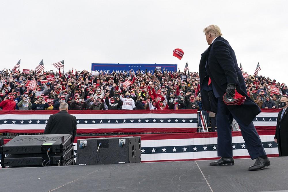 Bầu cử Mỹ: Căng thẳng cuộc đua vào Nhà Trắng (5/11/2020)