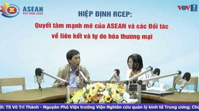 Ký kết Hiệp định Đối tác Kinh tế Toàn diện Khu vực - Khẳng định quyết tâm mạnh mẽ của ASEAN và các Đối tác về liên kết và tự do hóa thương mại (15/11/2020)