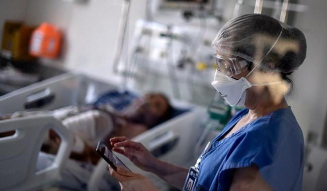 Brazil ra mắt thuốc xịt tác dụng nhanh để loại bỏ virus SARS-Cov2 (25/11/2020)