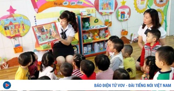 Vì sao nhiều địa phương thiếu giáo viên mầm non? (16/11/2020)