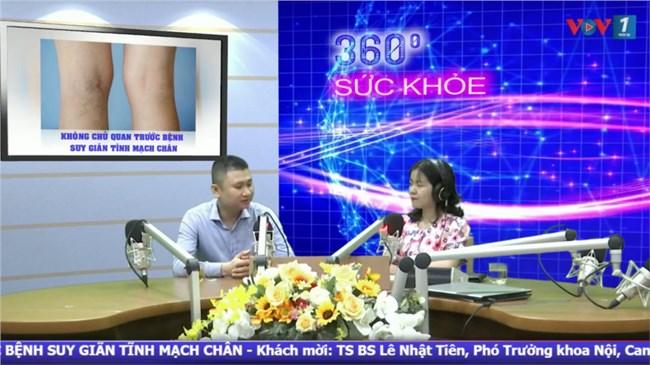 Không chủ quan trước bệnh suy giãn tĩnh mạch chân (21/11/2020)