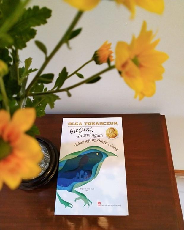 Sách của nhà văn Ba Lan đạt giải Nobel được xuất bản tại Việt Nam (12/12/2020)