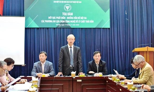 Việt Nam chưa có công nghệ xử lý rác thải được công nhận có hiệu quả để bảo vệ môi trường (23/12/2020)