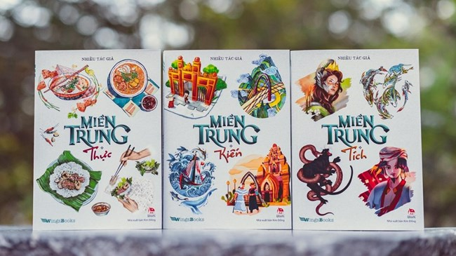 Wings Books ra mắt bộ sách