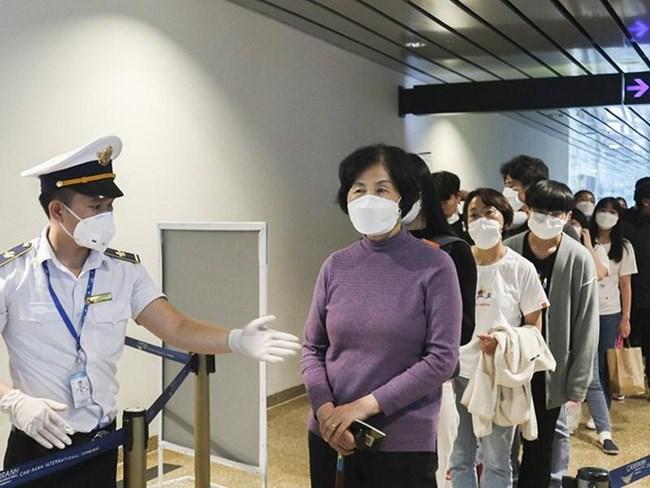 THỜI SỰ 12H TRƯA 29/2/2020: Việt Nam tạm dừng thực hiện miễn thị thực đơn phương đối với công dân Hàn Quốc.