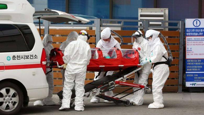 Hàn Quốc và Nhật Bản: Số người nhiễm virus SARS-CoV-2 không ngừng tăng lên (25/2/2020)