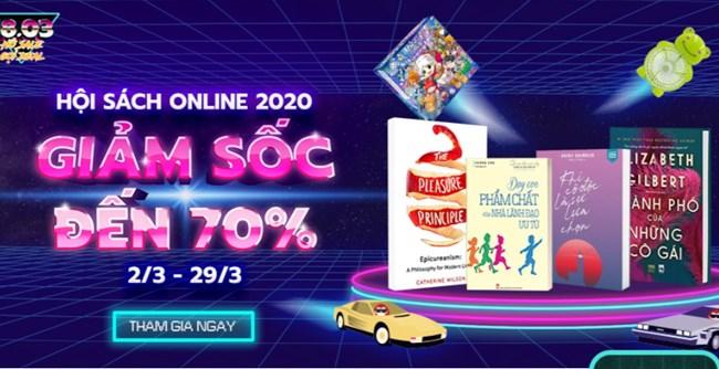 Hội sách online thời Covid-19 (18/3/2020)