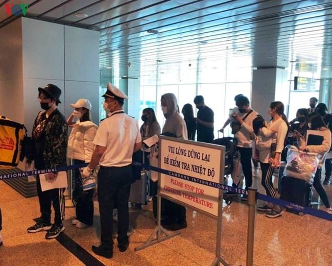 THỜI SỰ 12H00 TRƯA 6/3/2020: Từ ngày 7/3, tất cả hành khách nhập cảnh Việt Nam đều phải khai báo y tế điện tử bắt buộc