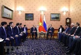 Việt Nam – Nga tăng cường hợp tác trên các diễn đàn đa phương (9/3/2020)
