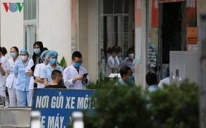 Xử lý ổ dịch tại Bệnh viện Bạch Mai: Không để đốm lửa lan thành đám cháy (30/3/2020)