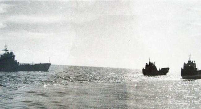 Trận đánh giải phóng Song Tử Tây qua ký ức của cựu binh Hải quân (25/4/2020)