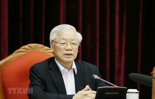 THỜI SỰ 18H CHIỀU 26/4/2020: Tổng Bí thư, Chủ tịch nước Nguyễn Phú Trọng, Trưởng Tiểu ban Nhân sự Đại hội XIII của Đảng có bài viết về  vấn đề cần đặc biệt quan tâm trong chuẩn bị nhân sự Đại hội XIII.