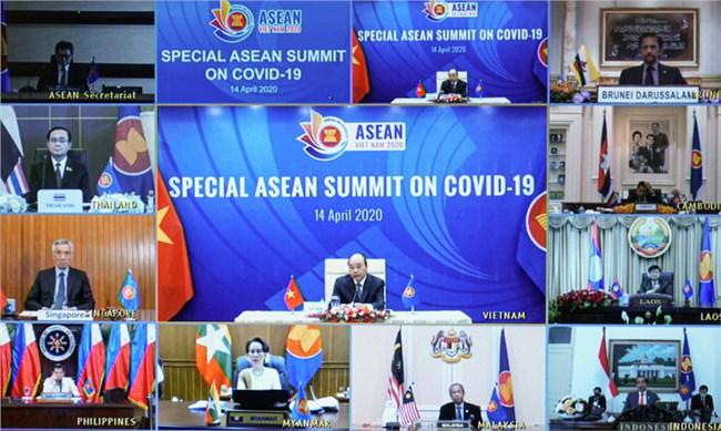 ASEAN đoàn kết đối phó dịch bệnh Covid-19 (14/4/2020)