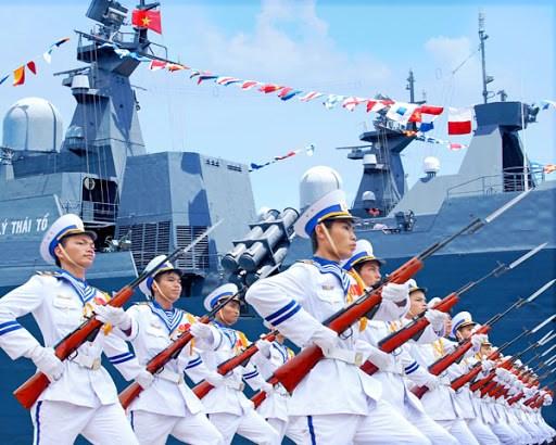 Bộ đội Hải quân bảo vệ vững chắc chủ quyền biển đảo của Tổ quốc (2/5/2020)