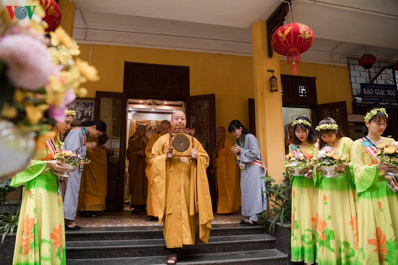 Giáo hội phật giáo Việt Nam kêu gọi tăng ni, phật tử tiếp tục đoàn kết chống đại dịch (7/5/2020)