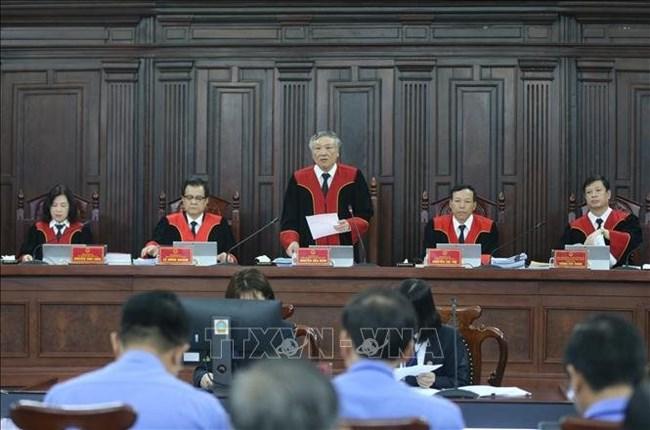 Tỷ lệ giải quyết đơn đề nghị giám đốc thẩm, tái thẩm của ngành Tòa án thấp - Vì sao? (15/5/2020)