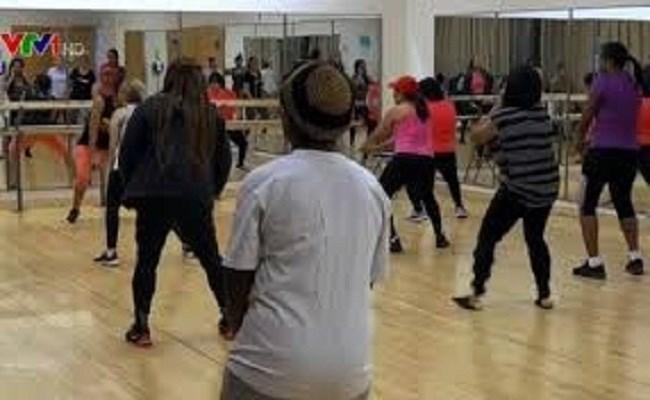 """Tập thể dục miễn phí: Nỗ lực hình thành lối sống """"yêu thể thao"""" ở thành phố New York, Mỹ (24/5/2020)"""