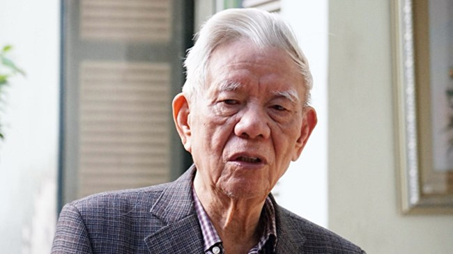"""Ông Nguyễn Đình Hương - """"Kiến trúc sư"""" trong công tác cán bộ"""
