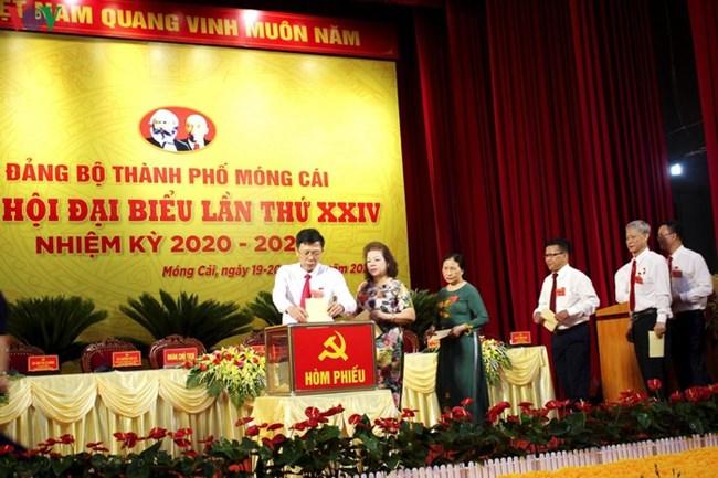 Bầu bí thư Tỉnh ủy tại đại hội, bước đột phá của tỉnh Quảng Ninh (16/6/2020)
