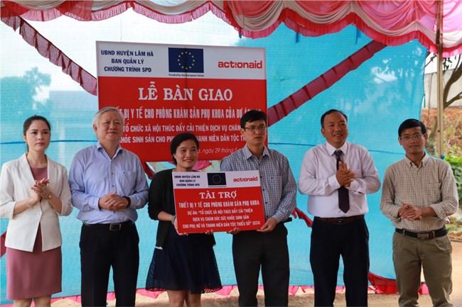Nâng cao khả năng tiếp cận các dịch vụ chăm sóc sức khỏe sinh sản cho nhóm yếu thế ở khu vực nông thôn và dân tộc thiểu số ở Việt Nam (1/6/2020)
