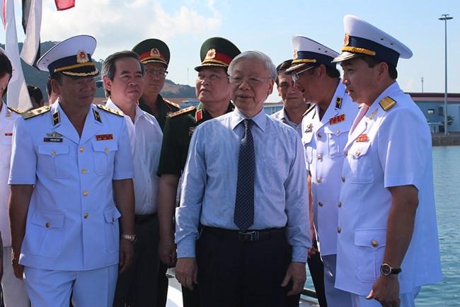 Cuộc sống tinh thần của những người lính tàu ngầm lữ đoàn tàu ngầm 189 hải quân (20/6/2020)