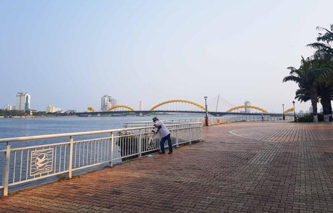 Đà Nẵng buổi đầu cách ly toàn thành phố (28/7/2020)