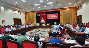 THỜI SỰ 12H TRƯA 12/7/2020: Thủ tướng Nguyễn Xuân Phúc yêu cầu lãnh đạo tỉnh Ninh Bình phải đưa ra những cam kết cụ thể giải ngân vốn đầu tư công