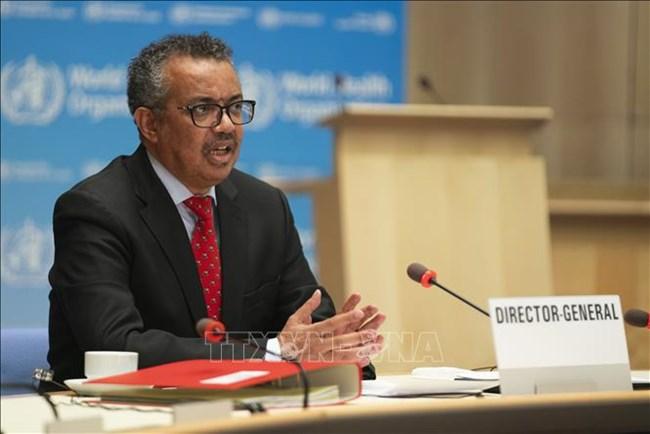 Tổ chức Y tế thế giới (WHO) thành lập Ủy ban độc lập đánh giá công tác xử lý dịch COVID-19 (13/7/2020)