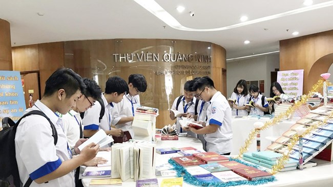 Luật Thư viện chính thức có hiệu lực: Dấu mốc quan trọng chấn hưng văn hóa đọc (8/7/2020)