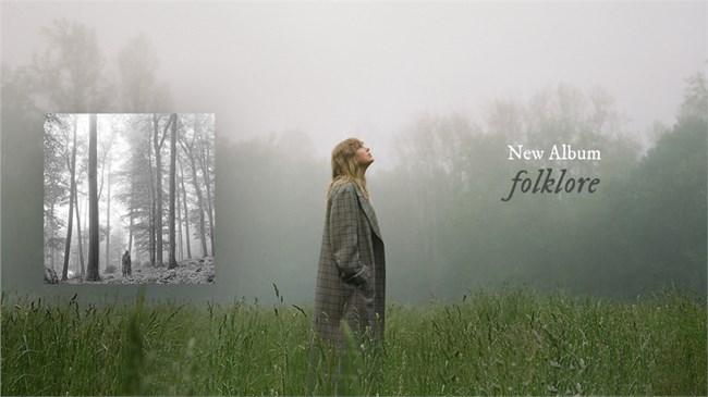 Album Folklore mới ra mắt của Taylor Swift với những âm thanh dịu dàng như liều thuốc tinh thần giữa đại dịch (31/7/2020)